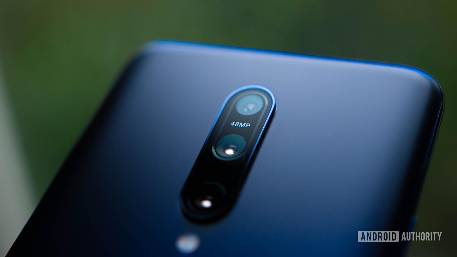 OnePlus 7 Pro camera module 48mp vs 12MP