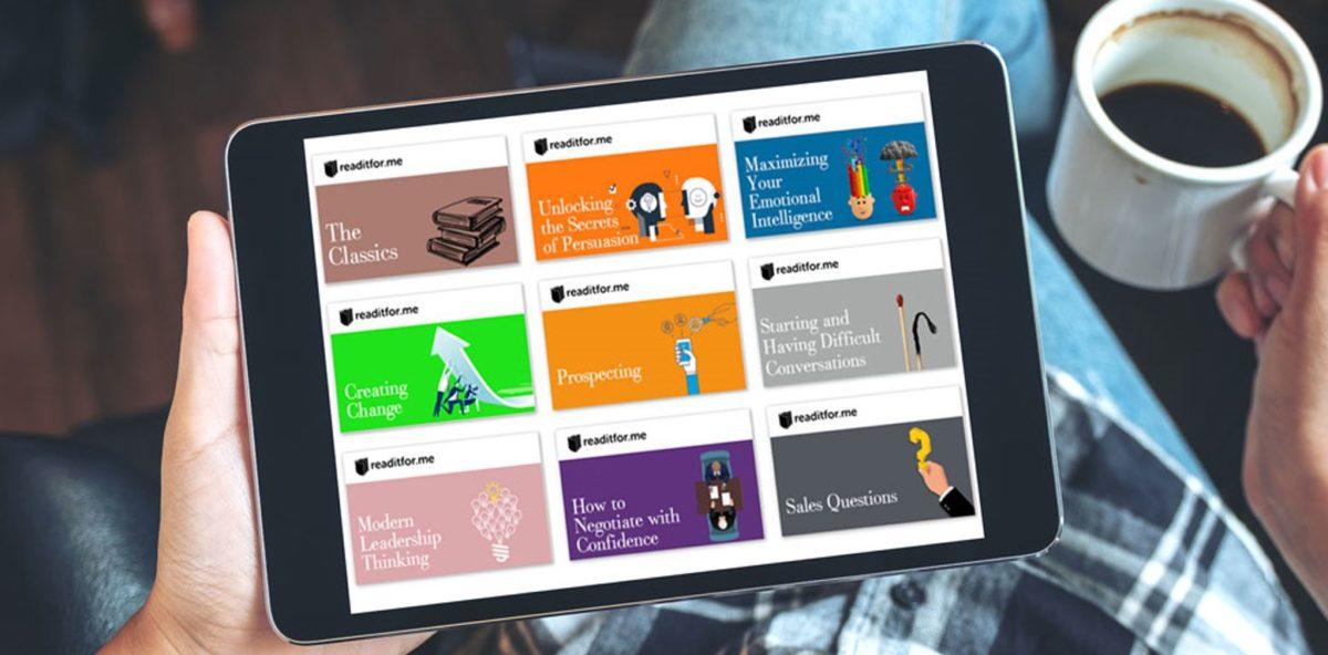 Readitfor.me Book Summary Service