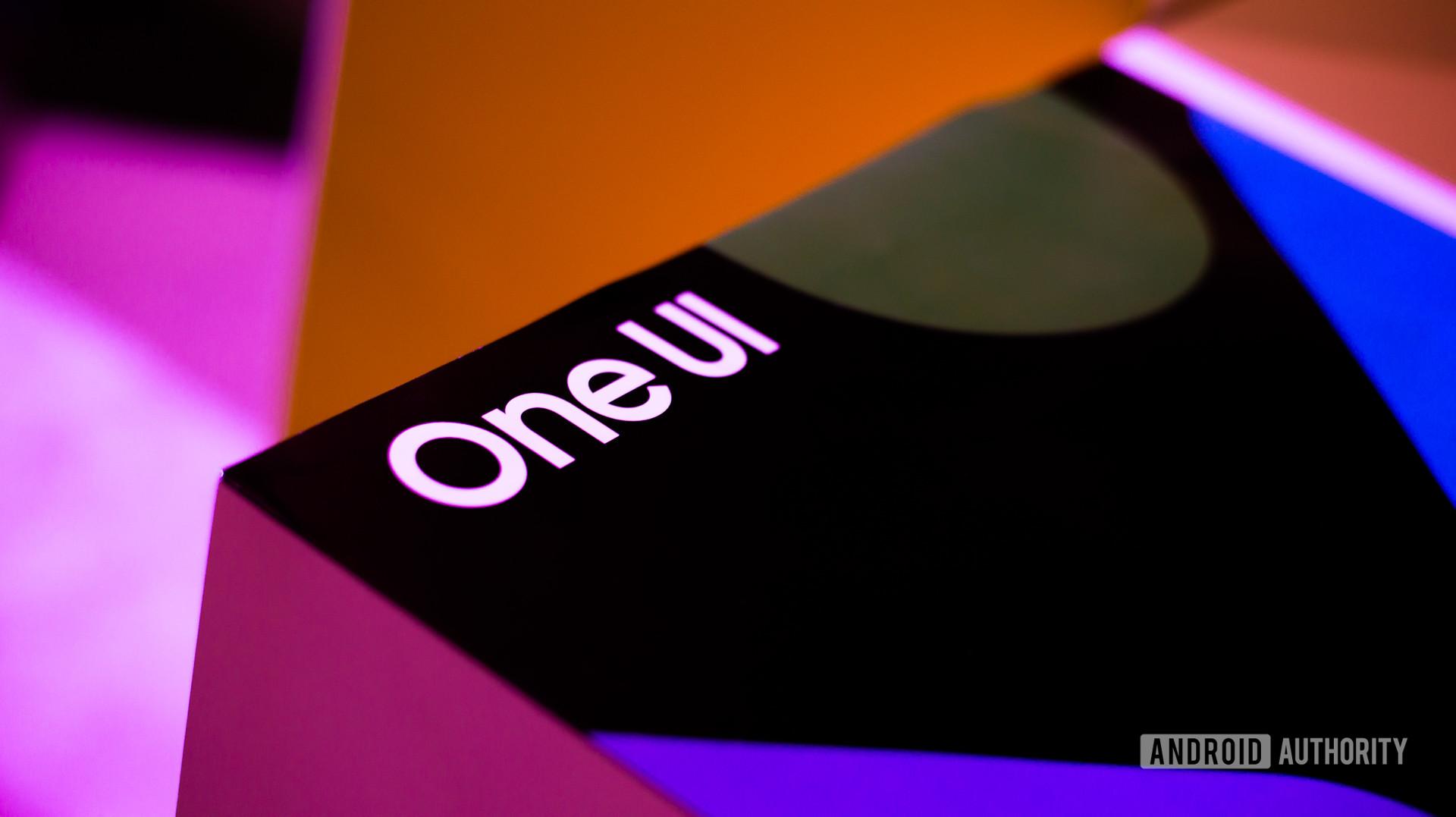 Samsung One UI 2.0 at Samsung Developer Conference 2019 4