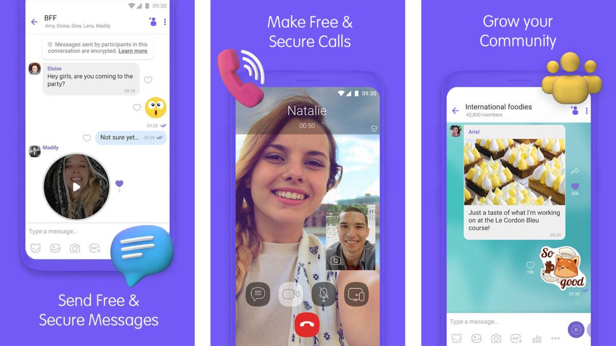 Viber screenshot 2020 2