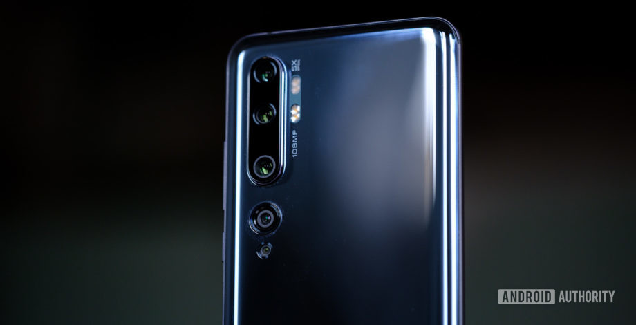 Xiaomi Mi Note 10 108mp Camera Early Impressions Android