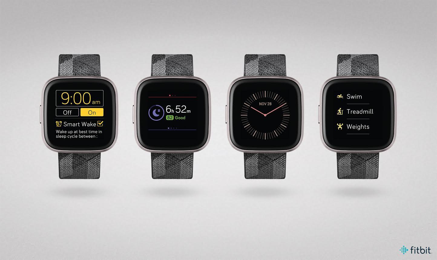 fitbit versa 2 watch faces sleep tools update fitbit smartwatch update
