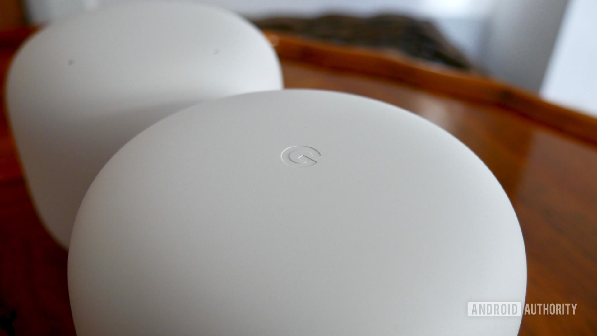 google nest wifi review logo