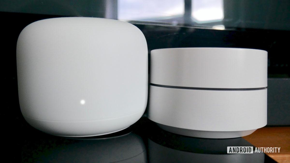 google nest wifi vs google wifi 3