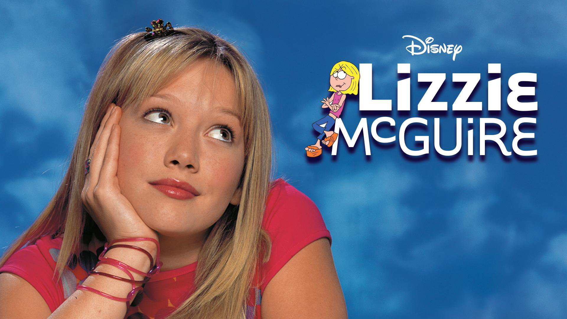 lizzie mcquire