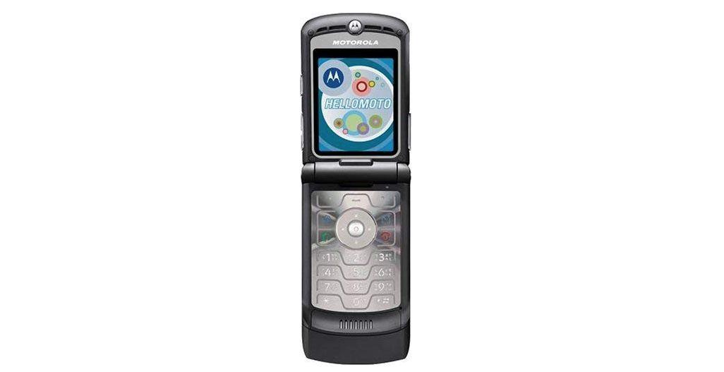 User Manual For Motorola Razr V3