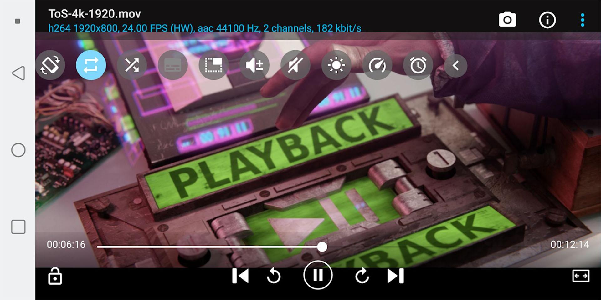 BSPlayer screenshot 2020