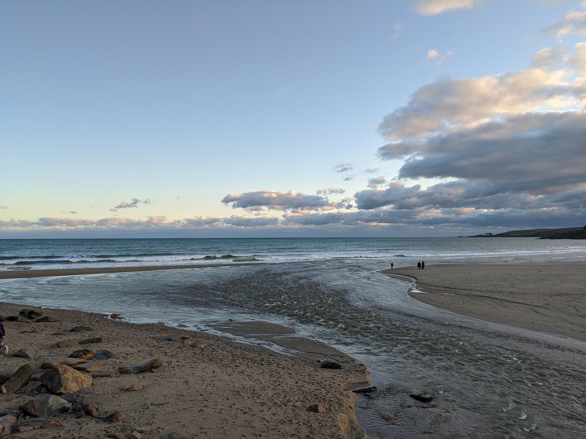 Beach Detail Pixel 4 River