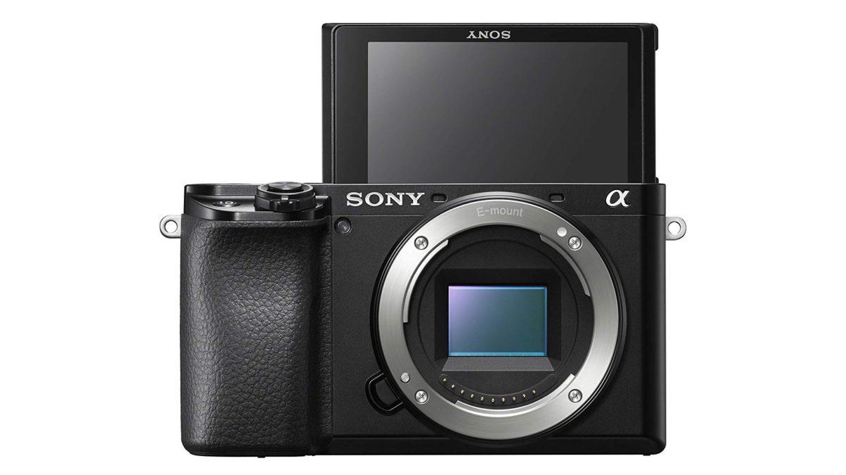 Best Sony cameras Sony Alpha A6100