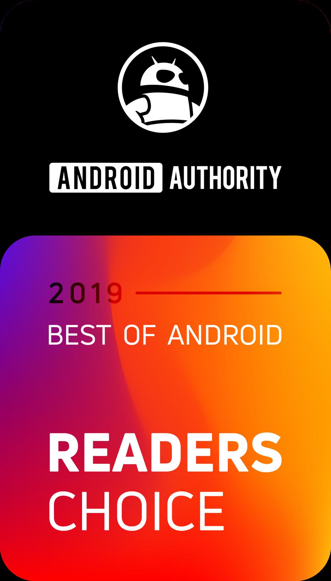 BoA2019 Readers Choice