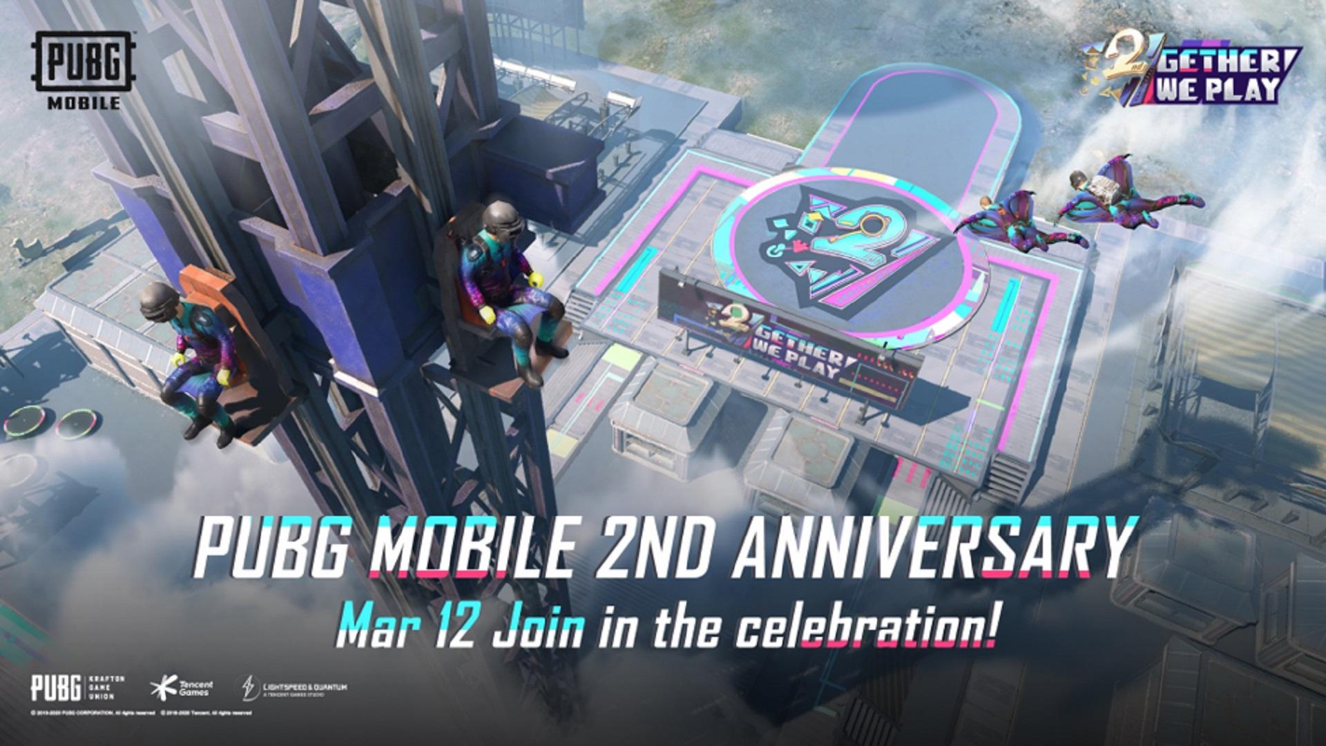 PUBG Mobile Update Season 12