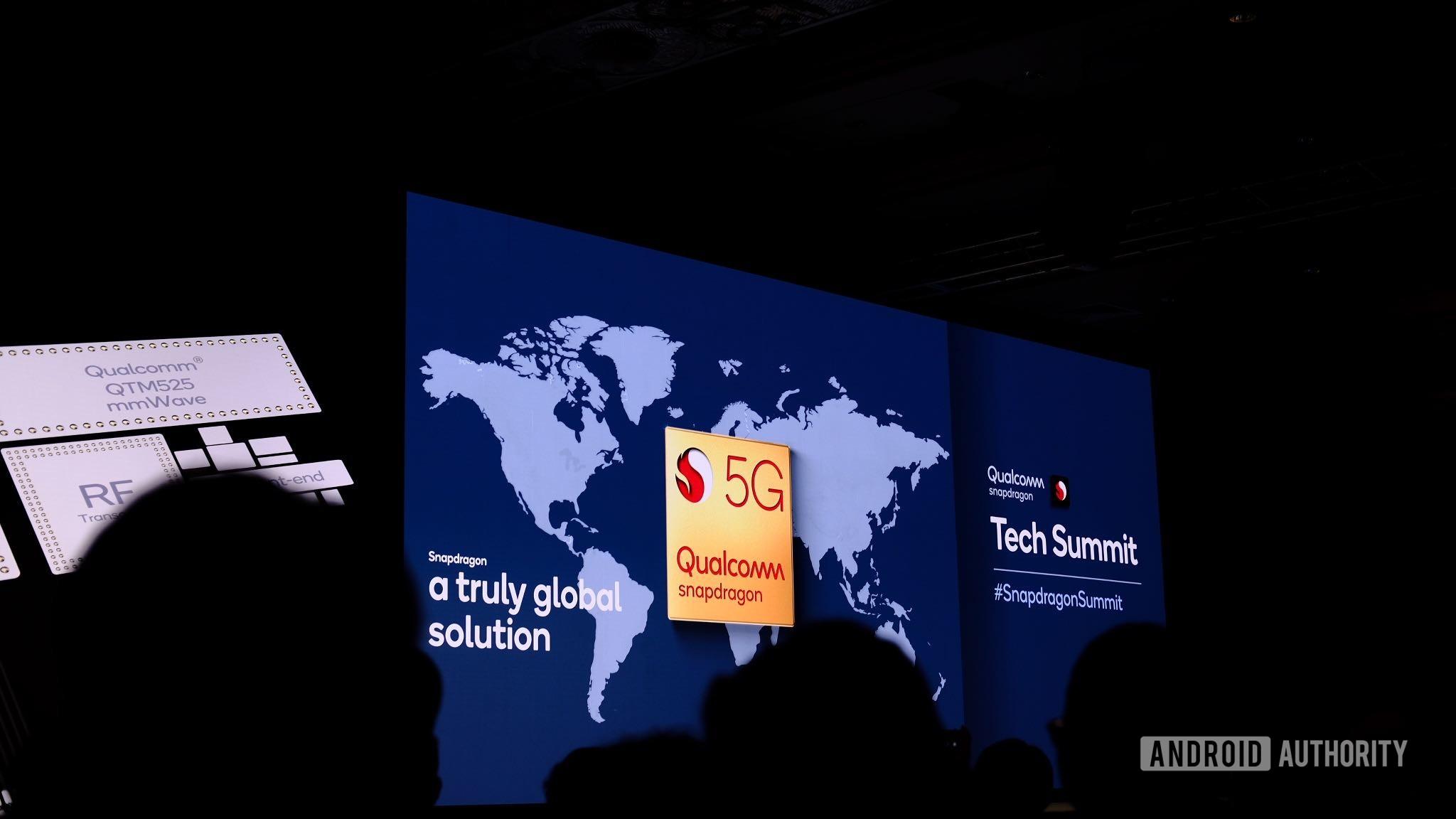 Qualcomm Snapdragon 5G badge