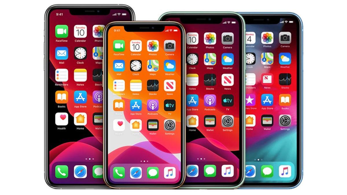 Gerüchten zufolge 2020 iPhones