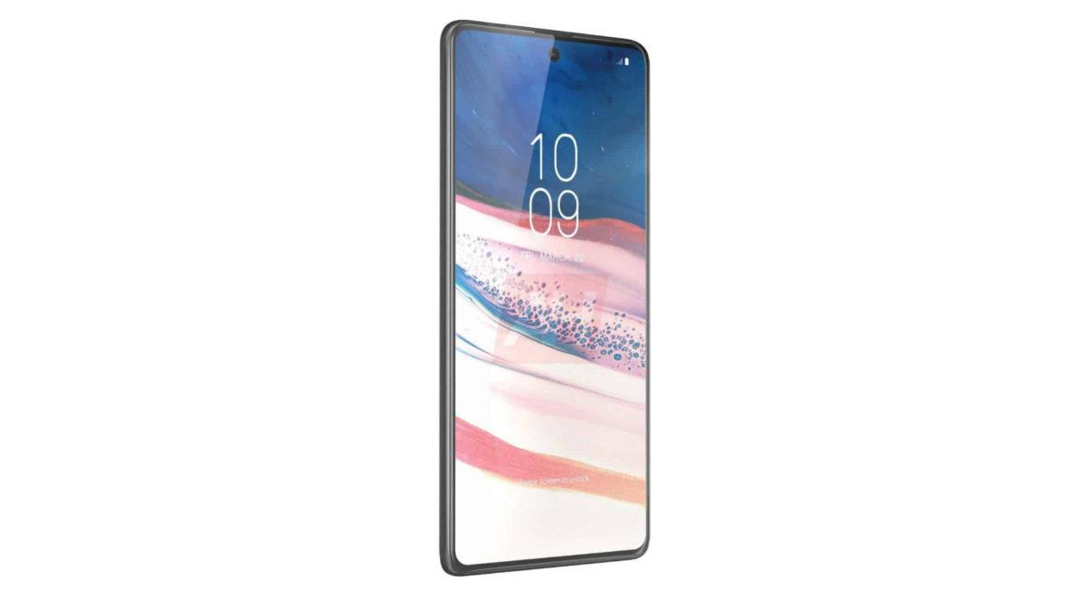 Samsung Galaxy Note 10 Lite AH Leak