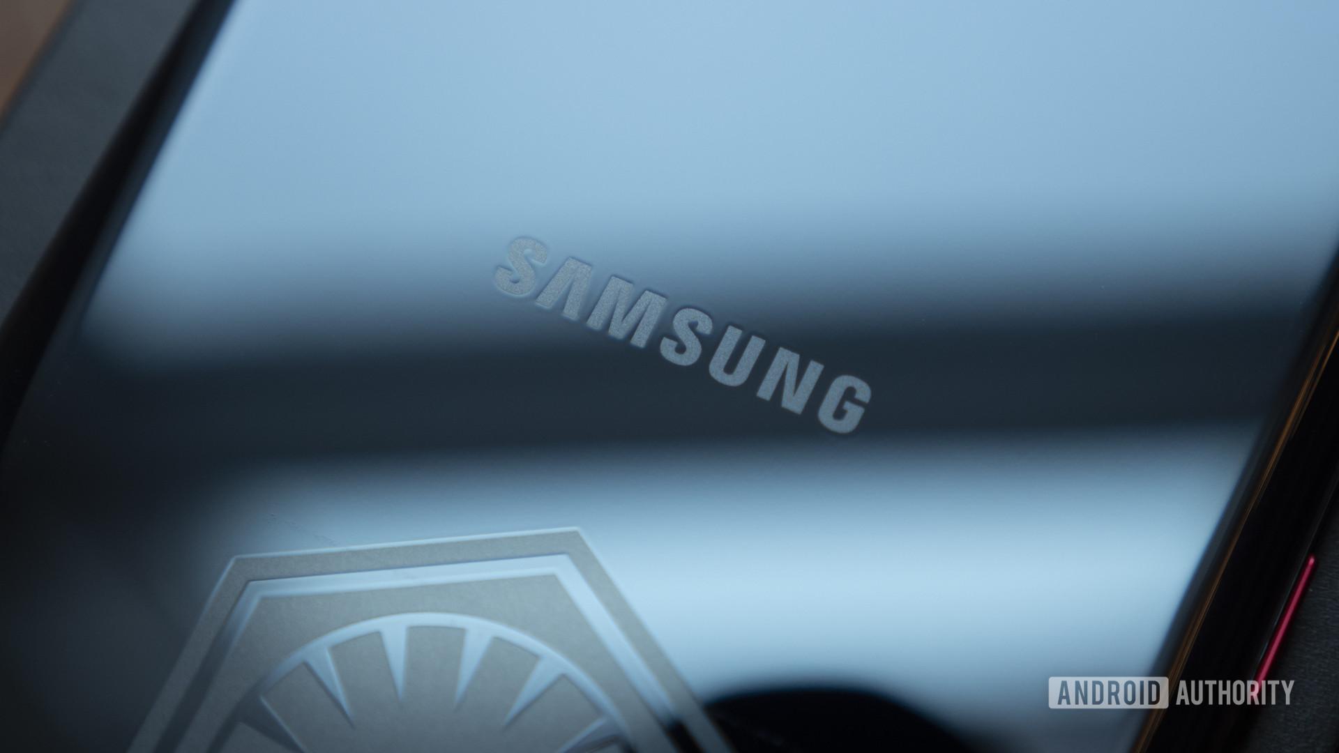 Samsung logo samsung galaxy note 10 plus star wars edition 3