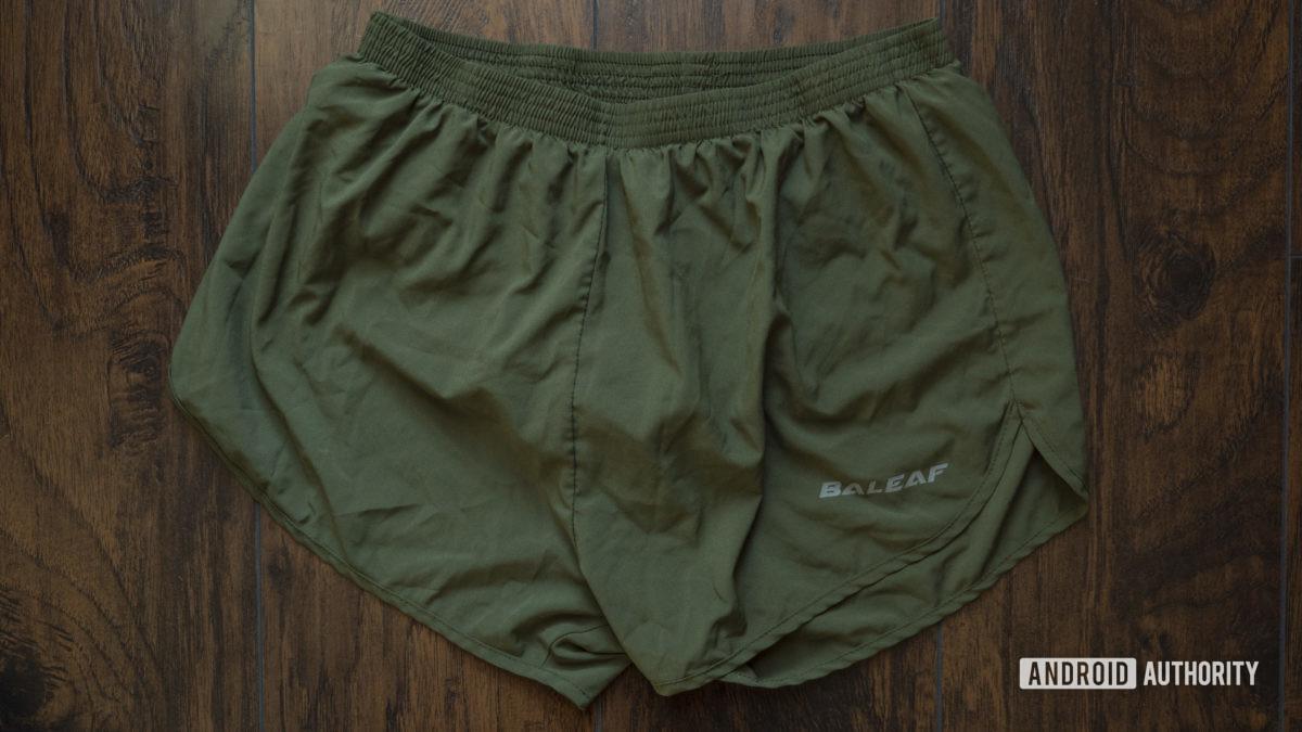 best running gear baleaf running shorts