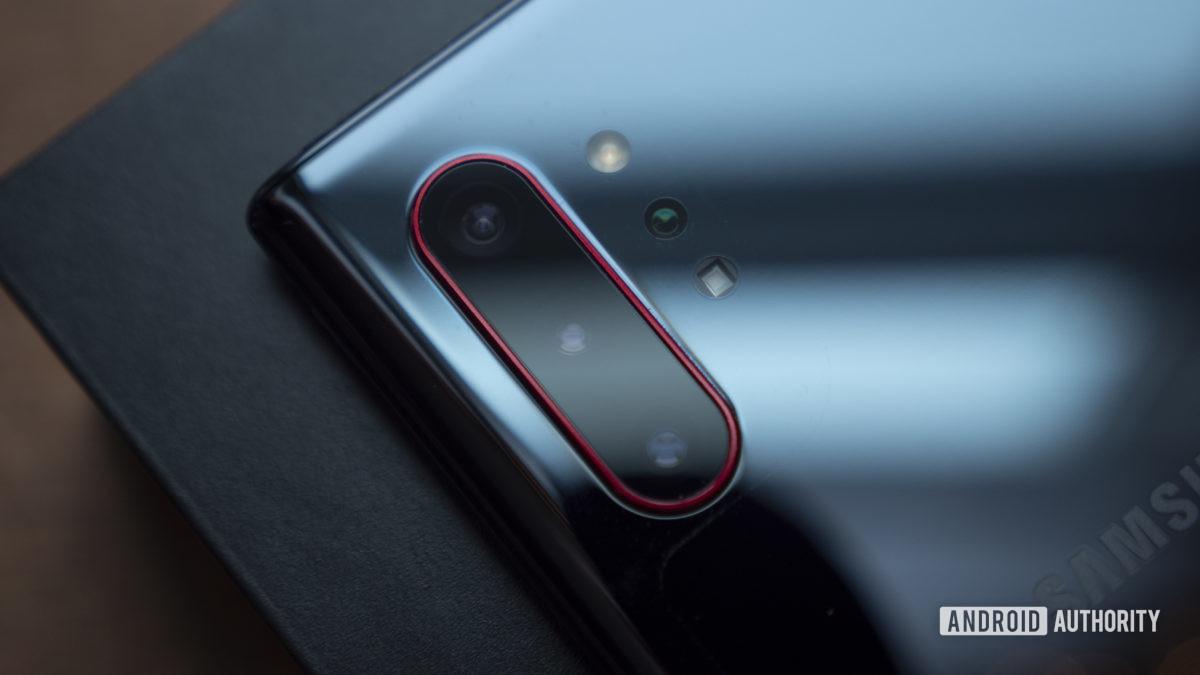 samsung galaxy note 10 plus star wars edition camera module - smartphones in 2020