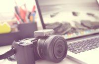 Camera Laptop Photography