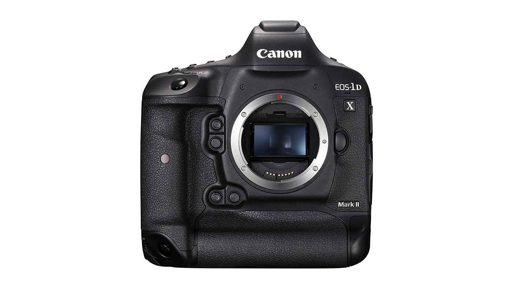 Canon EOS 1DX Mark II DSLR camera body