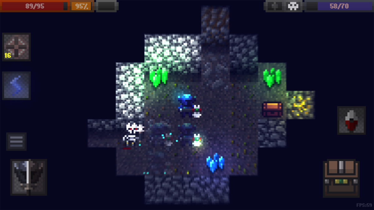 Caves best roguelike dungeon crawlers for android