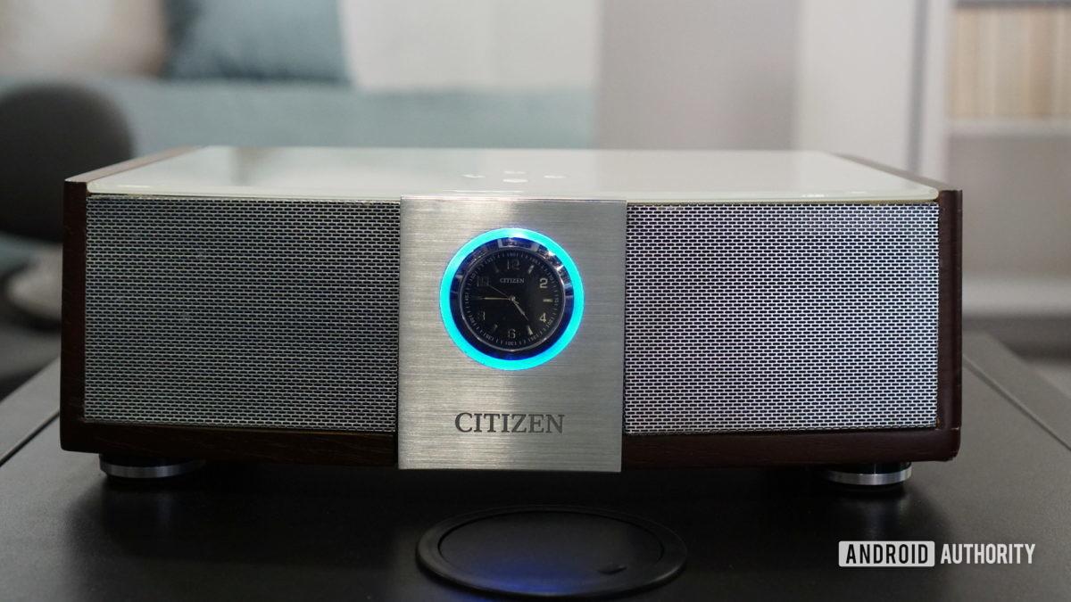 Citizen Alpha premium speaker