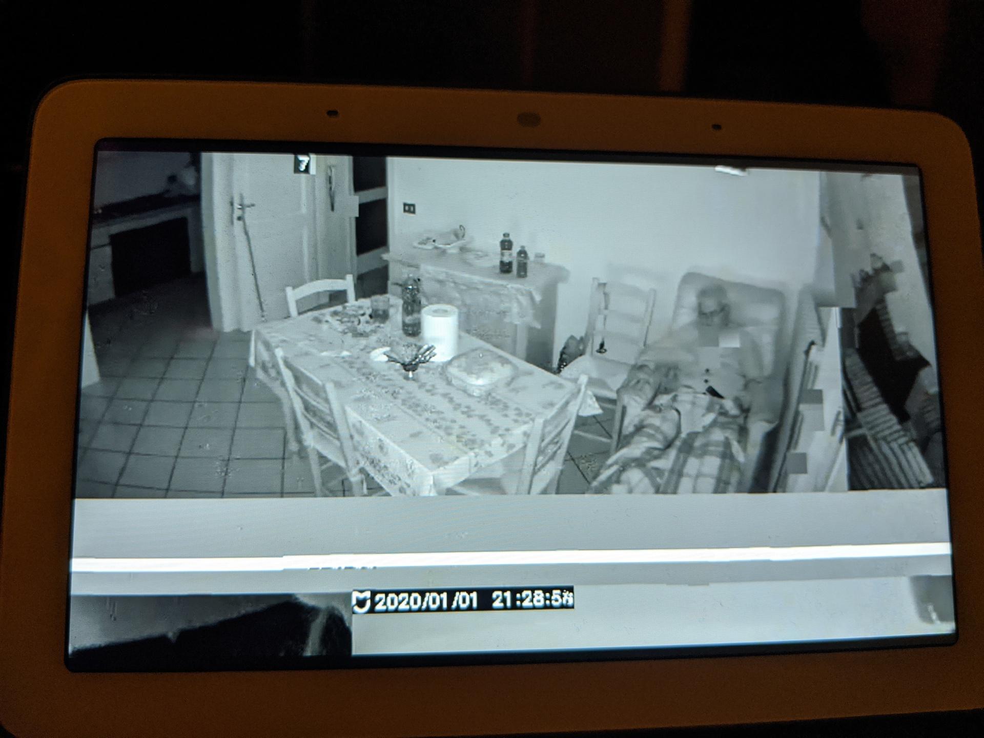 Google Nest Hub Xiaomi Security Camera Bug 6