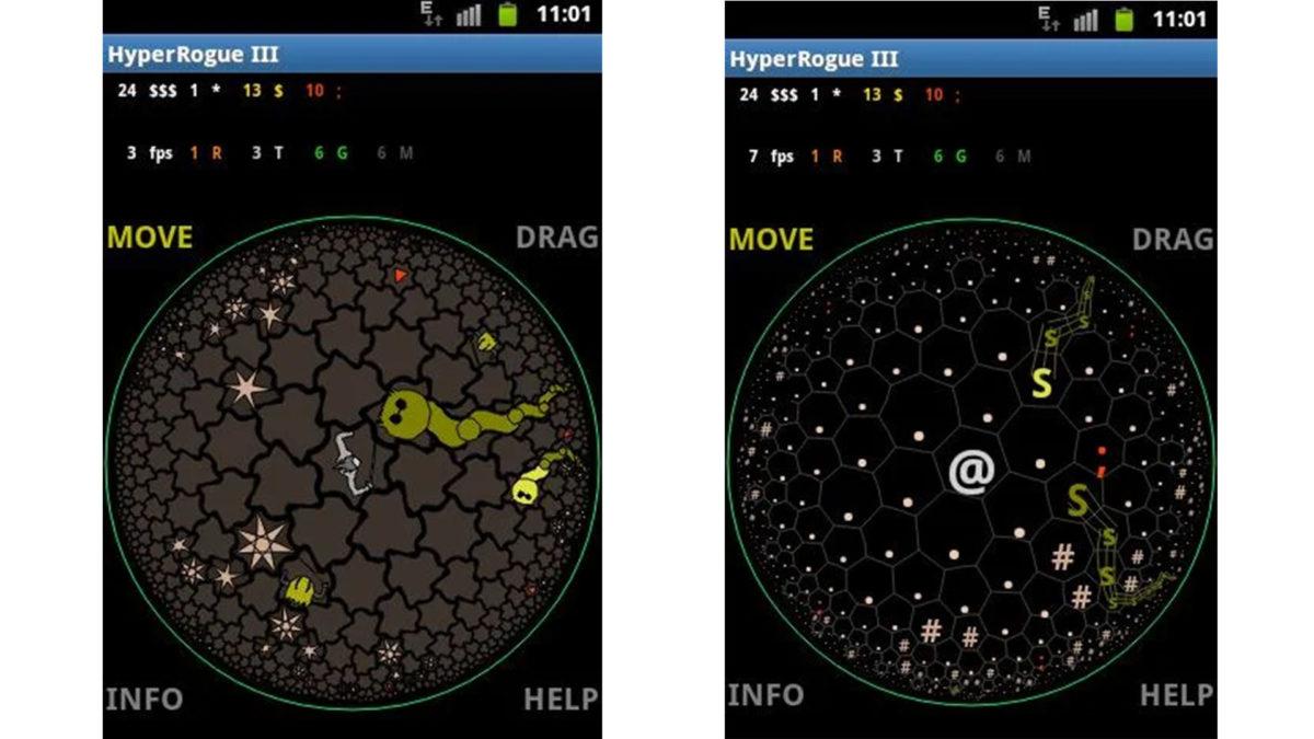 HyperRogue screenshot