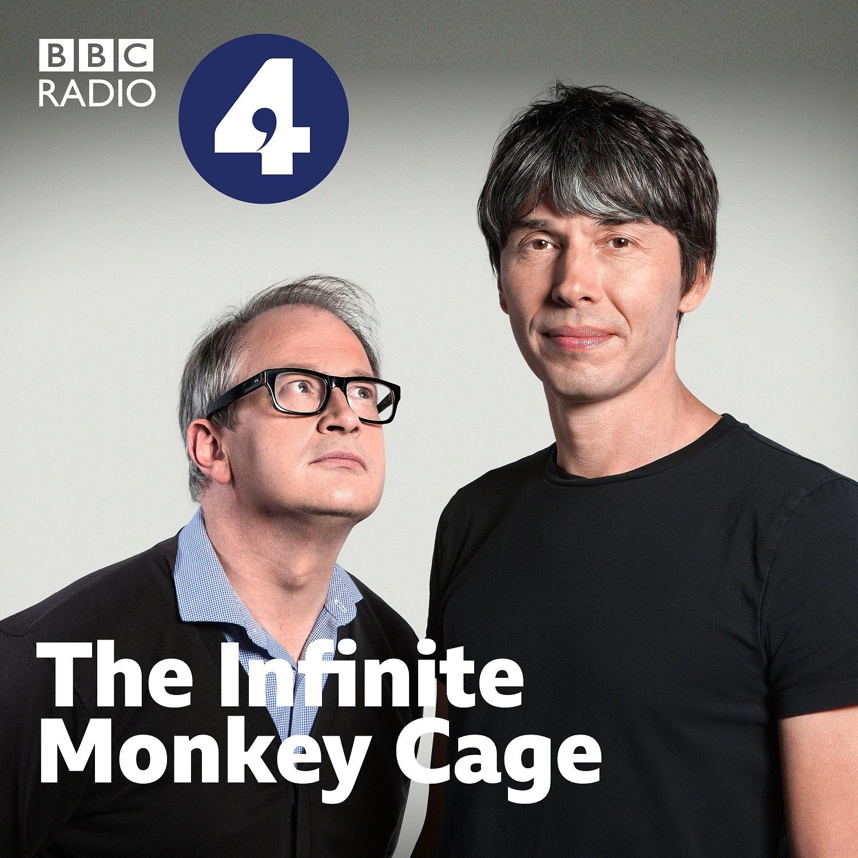 Infinite Monkey Cage BBC podcast