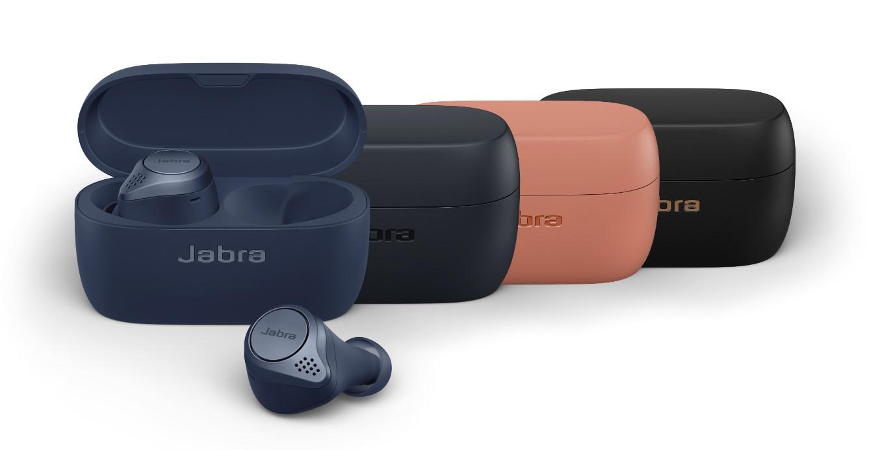 Jabra Launches Elite Active 75t Earbuds And Elite 45h Headphones