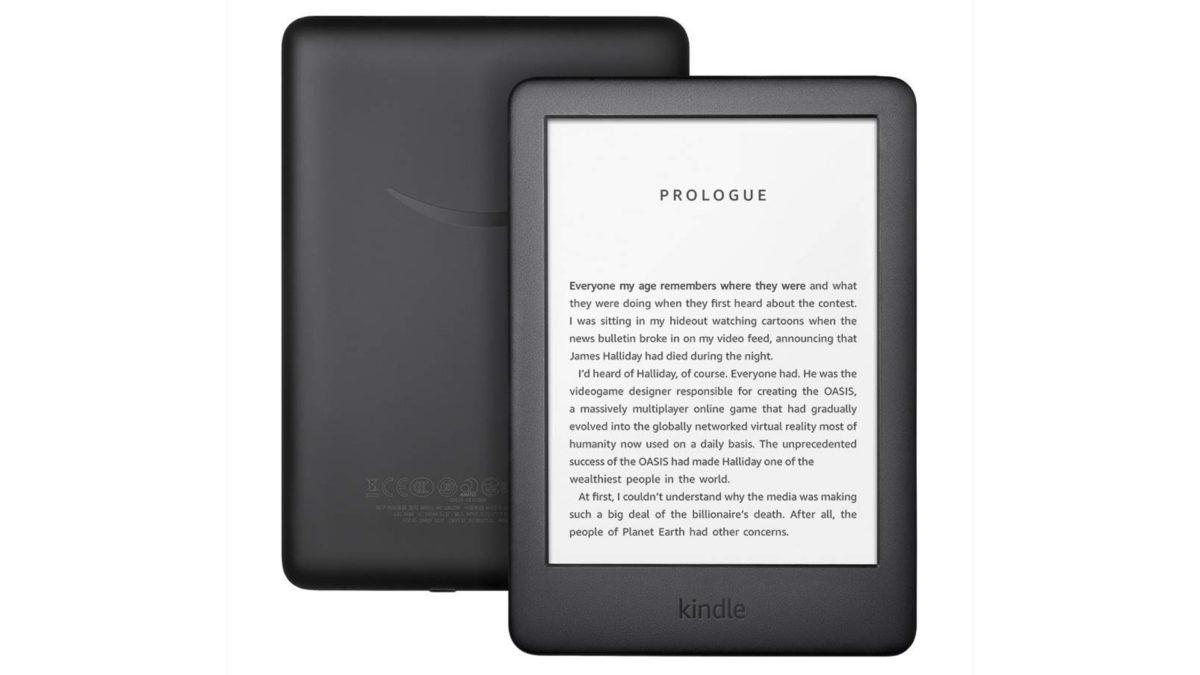 Kindle Basic 3