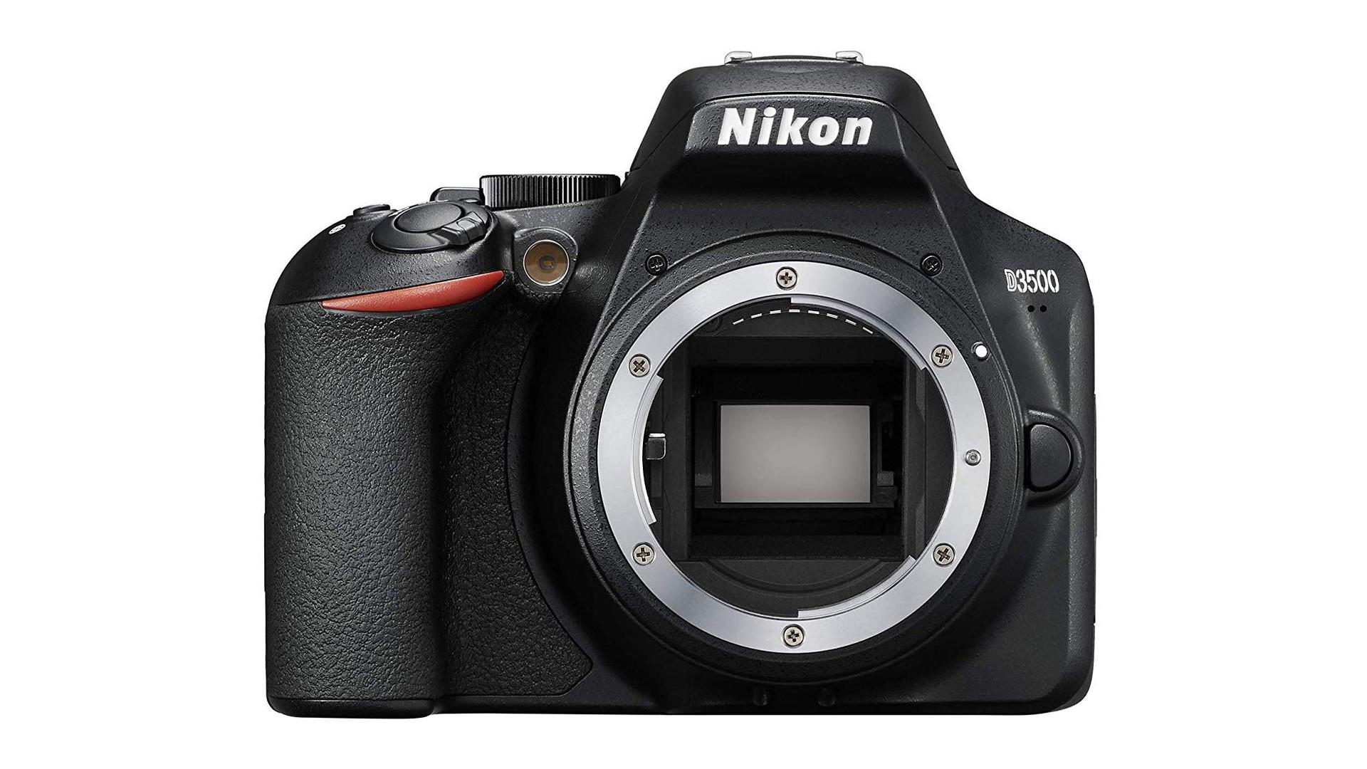 Nikon D3500 DSLR camera body