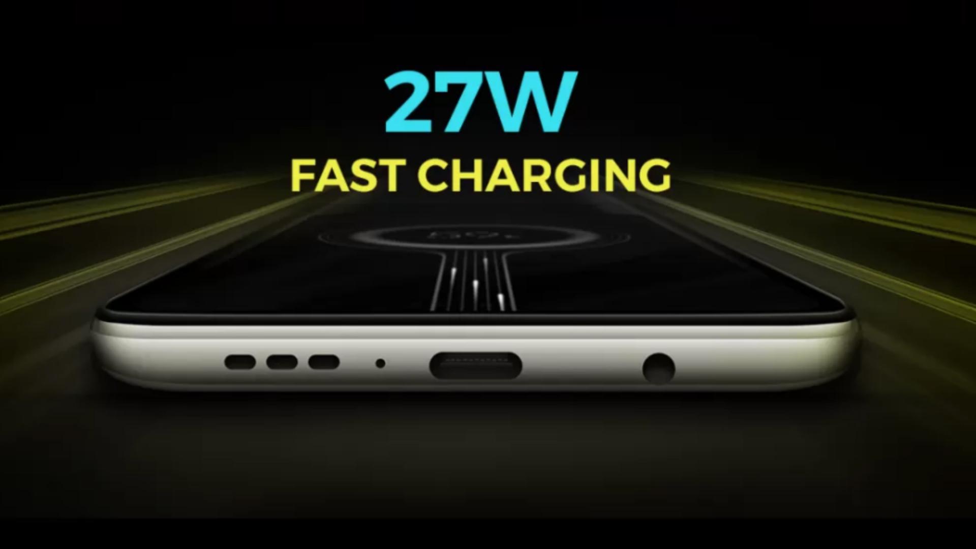 Poco X2 fast charging teaser