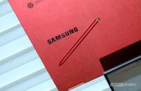 Samsung Galaxy Chromebook with pen