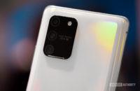 Samsung Galaxy S10 Lite back camera array 1