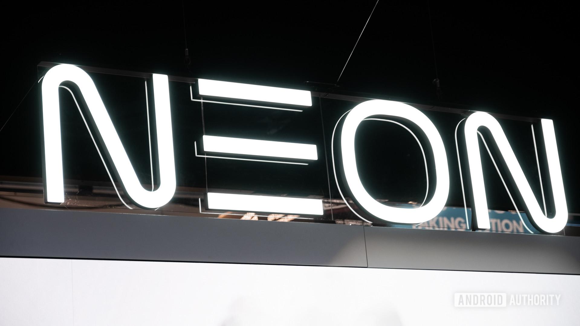 Samsung NEON Logo 1 of 1