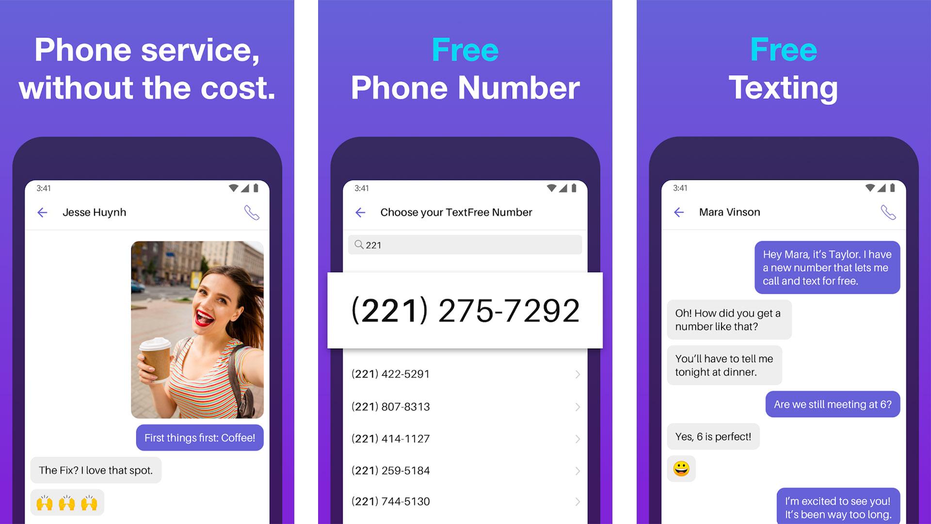 Text Free screenshot 2020