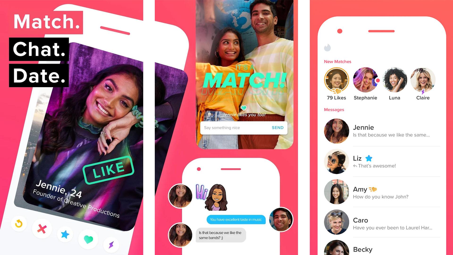 Tinder screenshot 2020 2