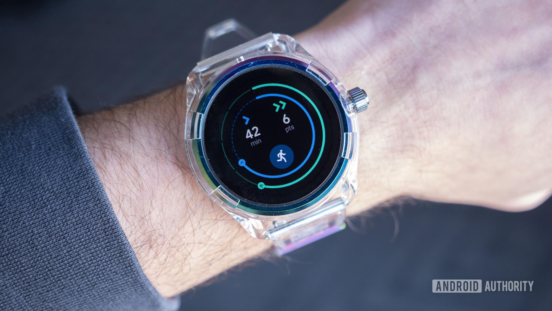 diesel fadelight smartwatch clear 1