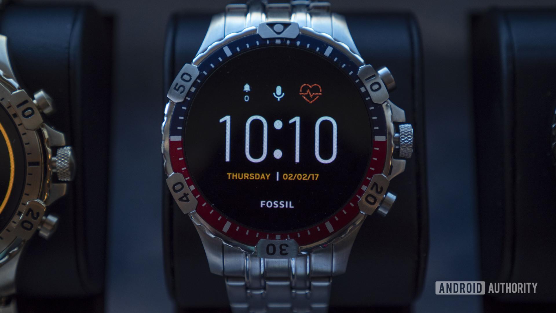 fossil gen 5 smartwatch garrett 2