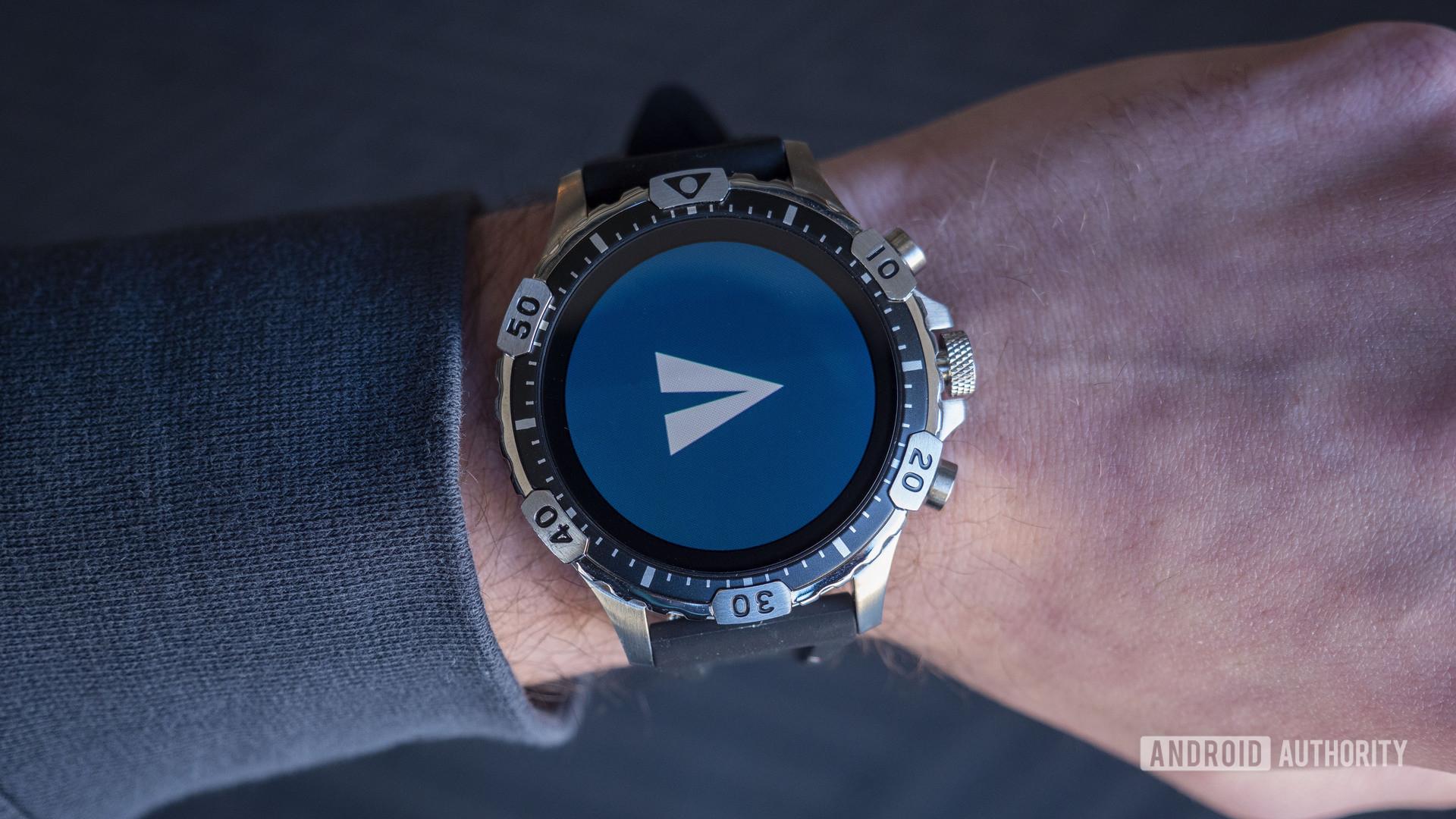 fossil gen 5 smartwatch garrett 5