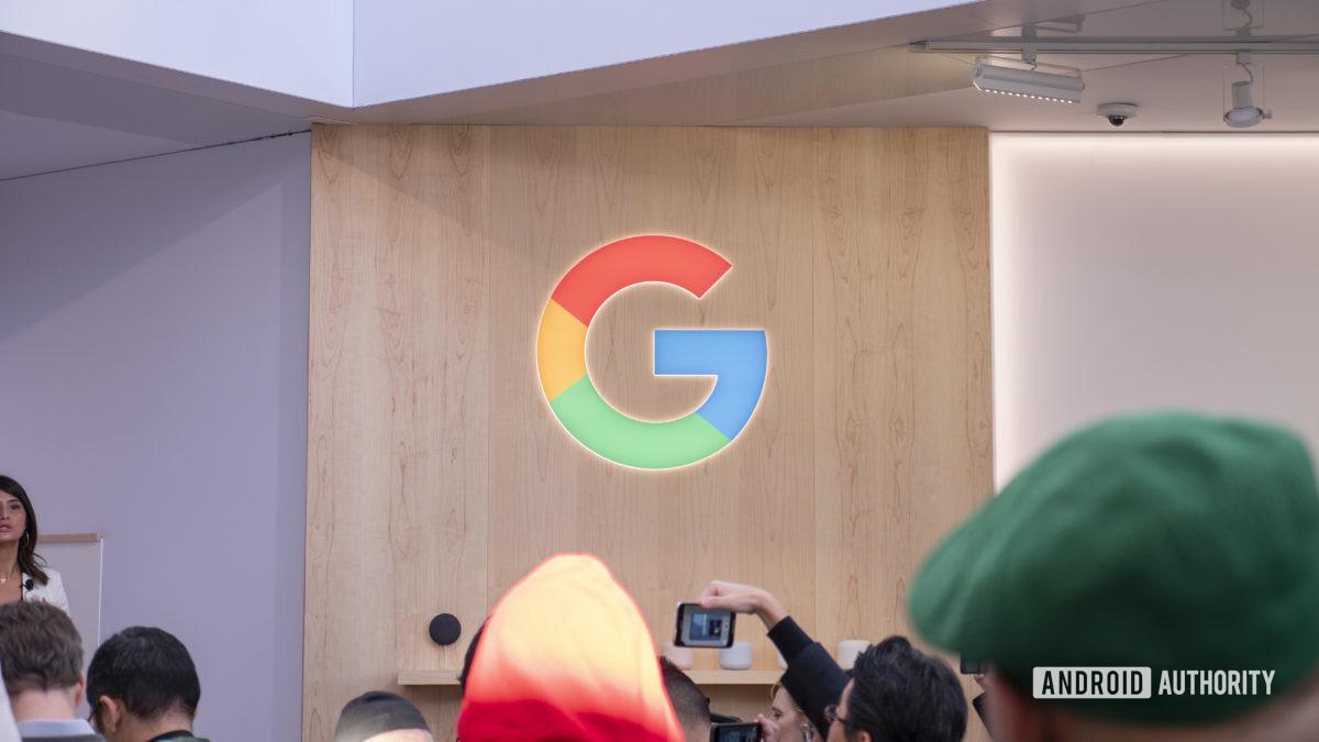 google logo G au ces 20202