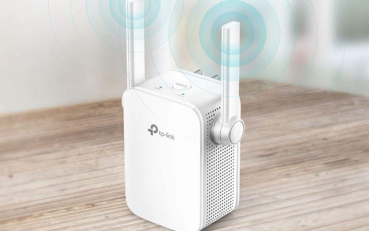 TP-Link N300 Wi-Fi Extender