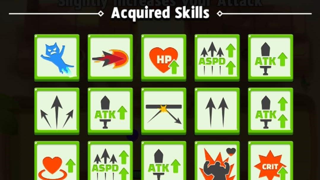 Archero ability guide