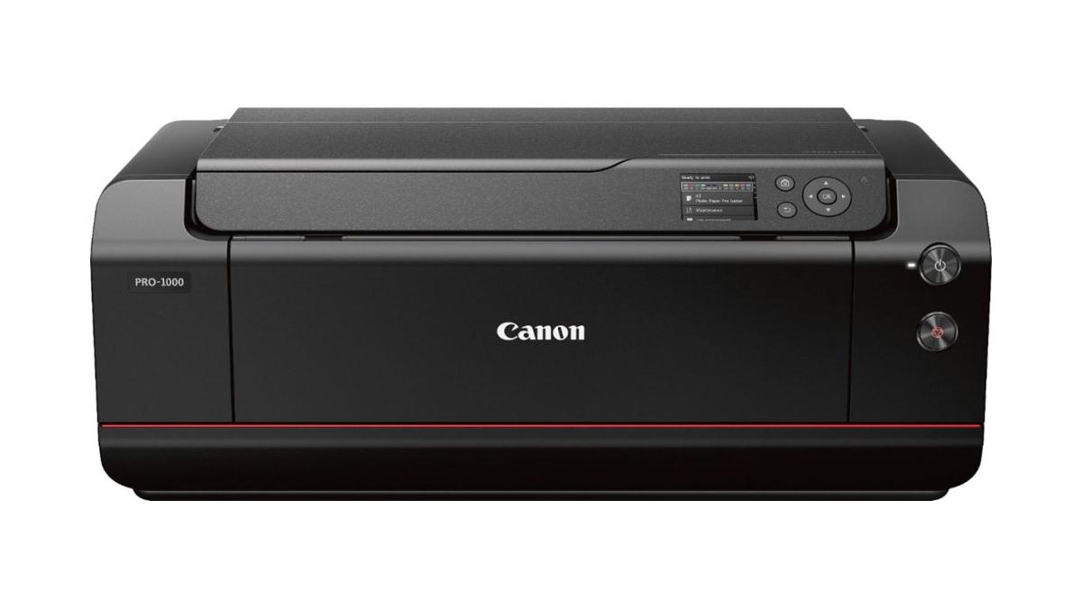 Canon imagePROGRAF PRO 1000 photo printer