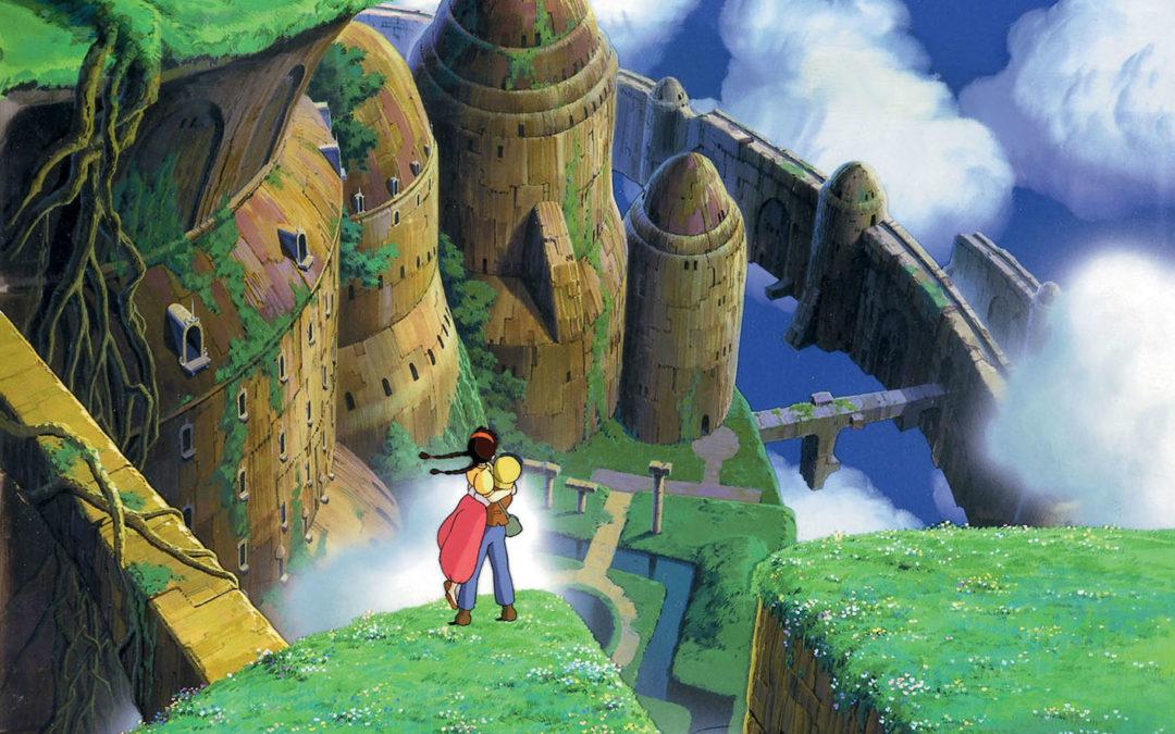 Castle in the Sky Ghibli