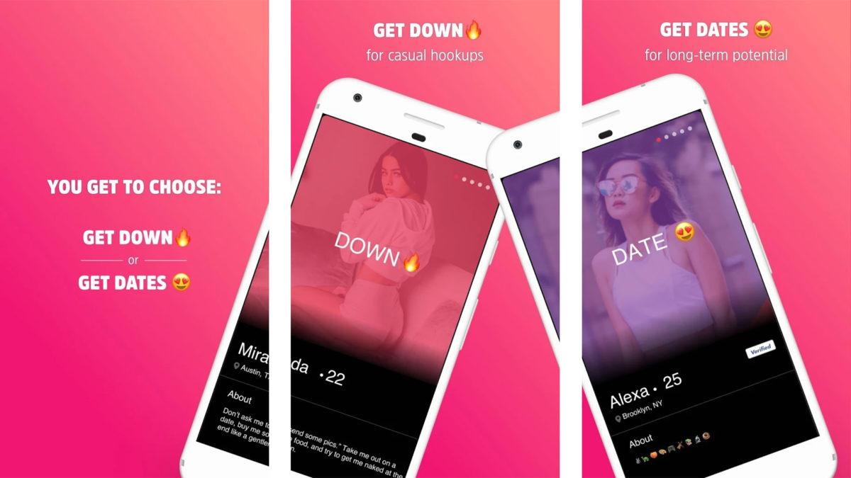 Down Dating screenshot