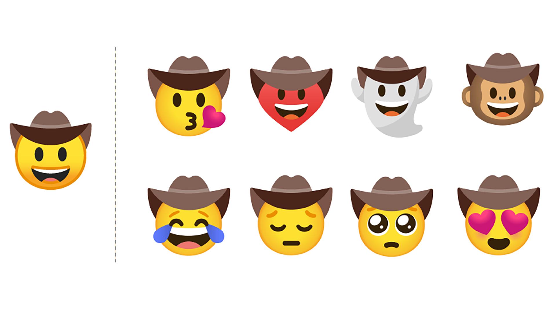 Gboard Emoji Kitchen