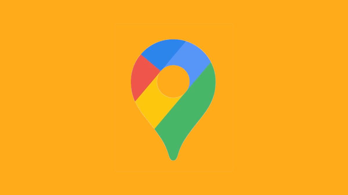 Google Maps new logo 2020