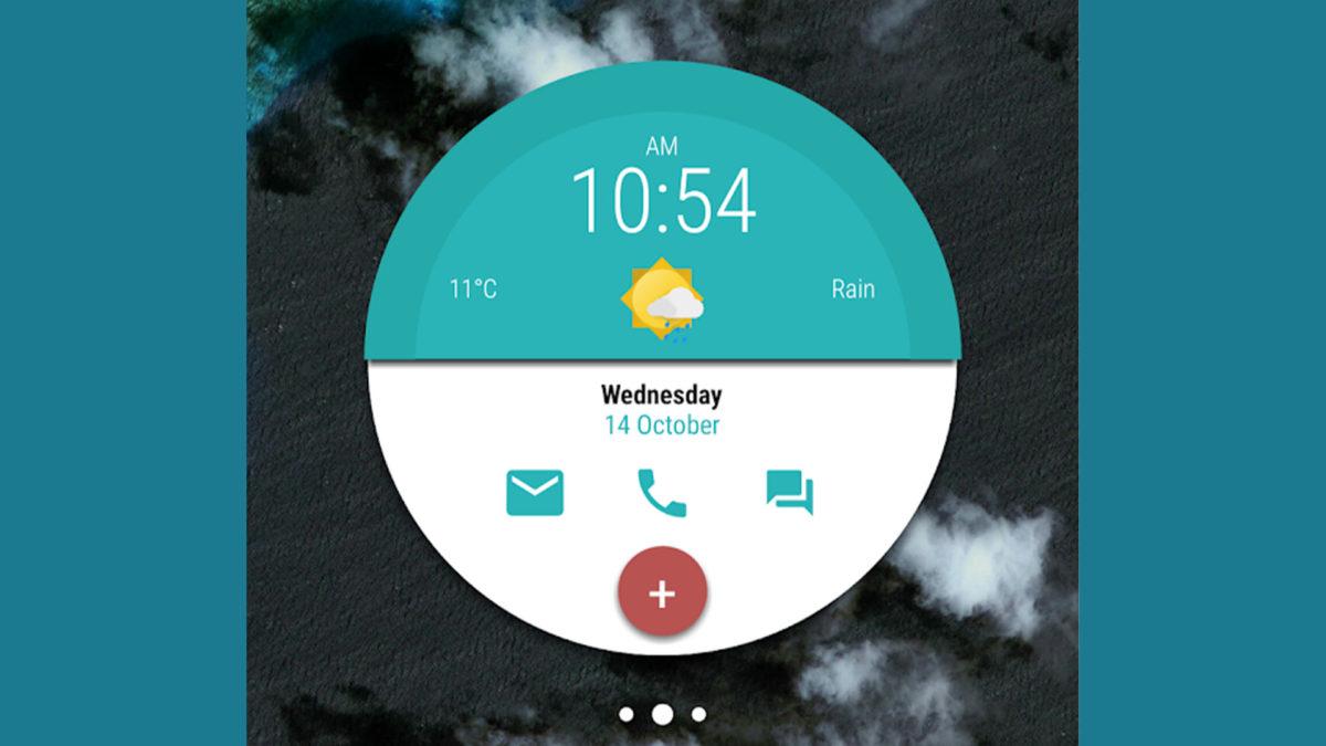 Android için en iyi KWGT Saat Widget'ları ի Hava Durumu Saat Widget'ları