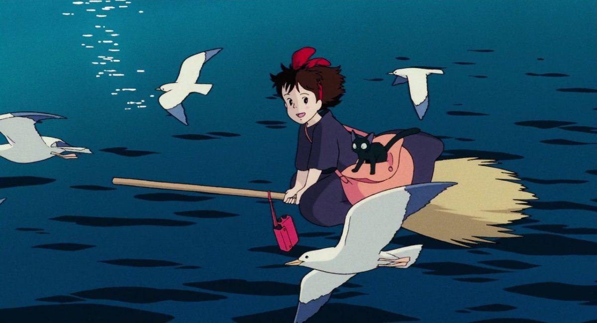 Kikis Delivery Service Studio Ghibli